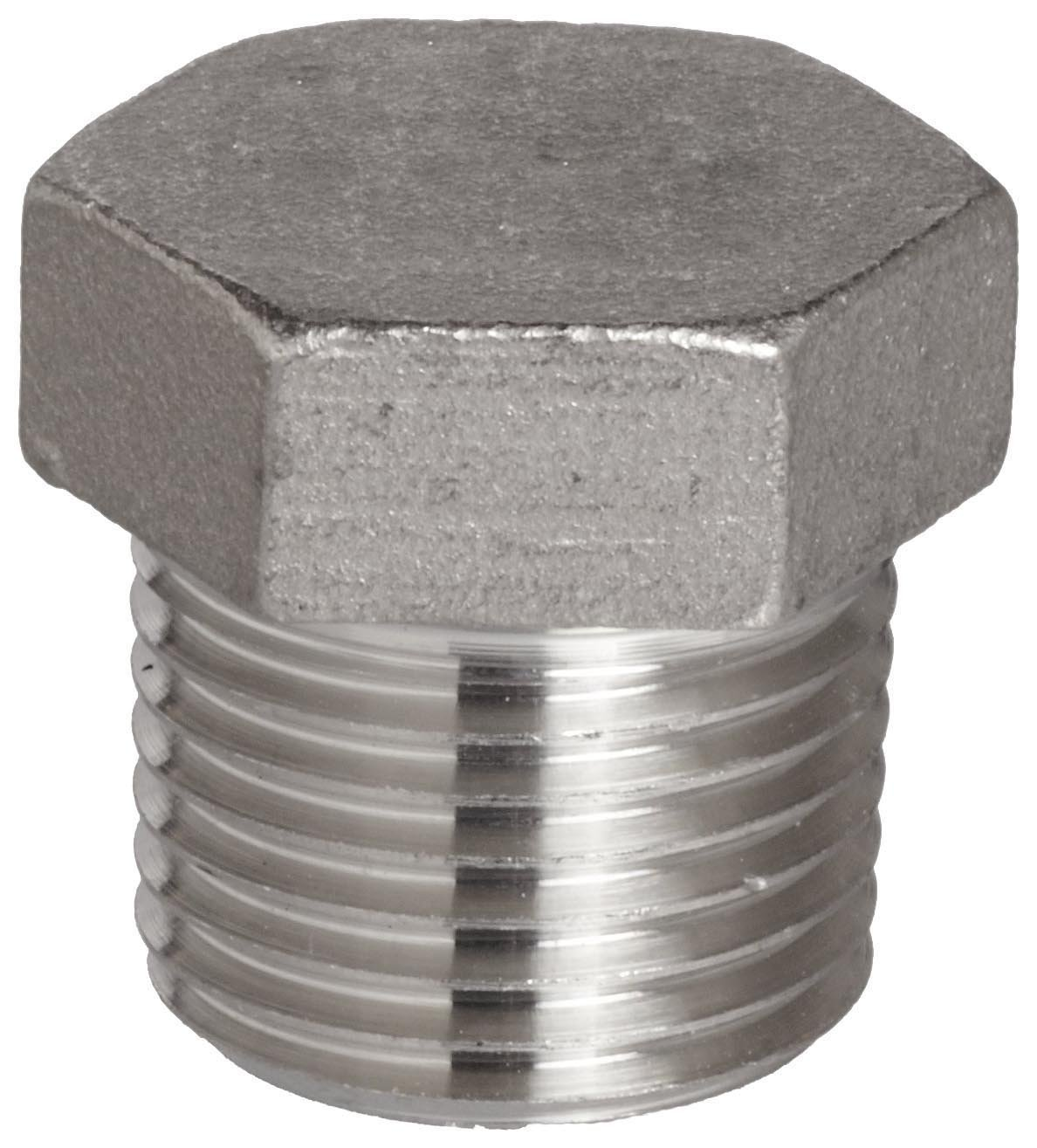 Hex Head Pipe Plug Stainless Steel 304 F400
