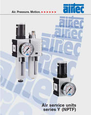 Air Filters Regulators Lubricators