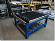 Cnc Air Scribe Assembly Cnc Plasma Gantry