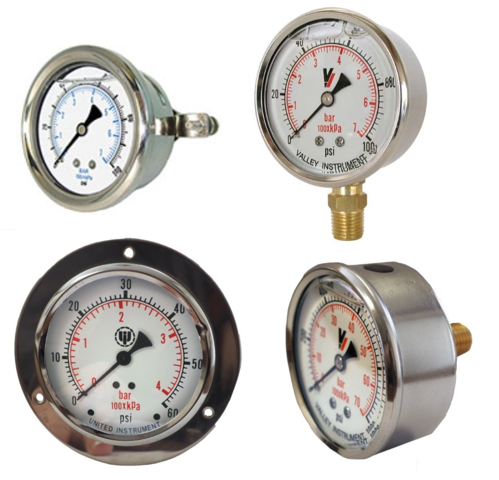 Fork Lift Gauge : Industrial oem gauges