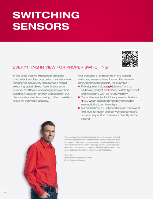 Sensors | Electrical Components