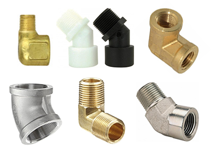 Elbows | Pipe Fittings | Pneumatic Accessories