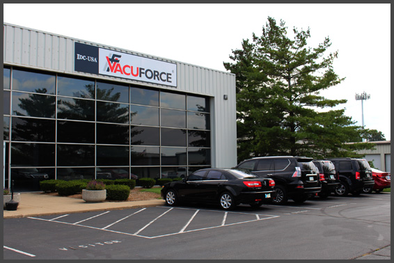 VacuForce Headquarters