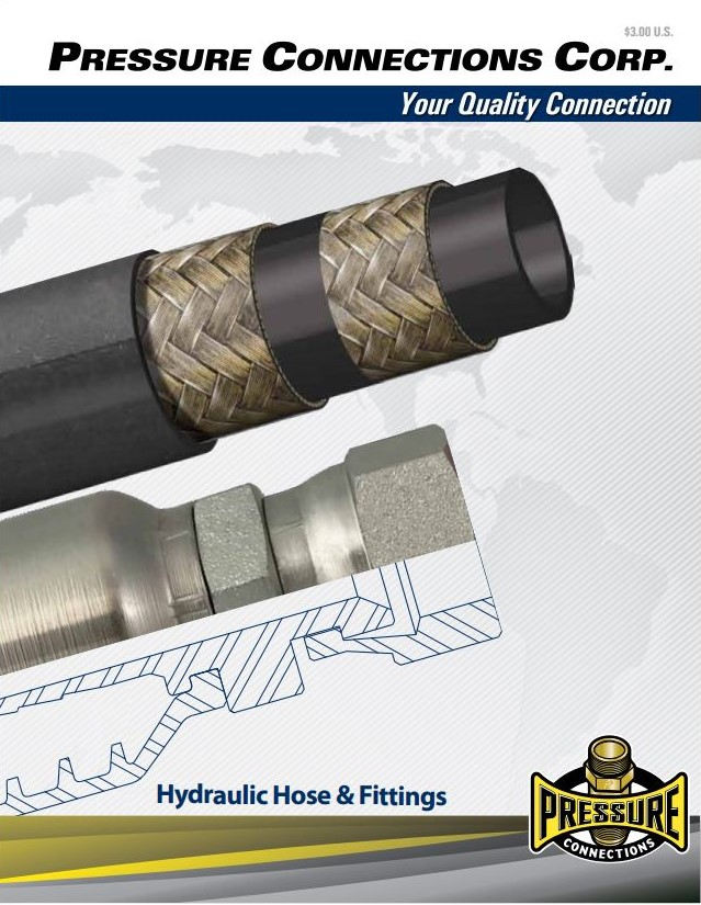 Hose and Hose Fittings Catalog Cover Image