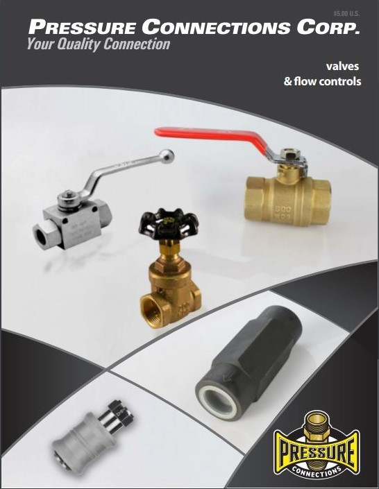Valves Catalog Cover Image